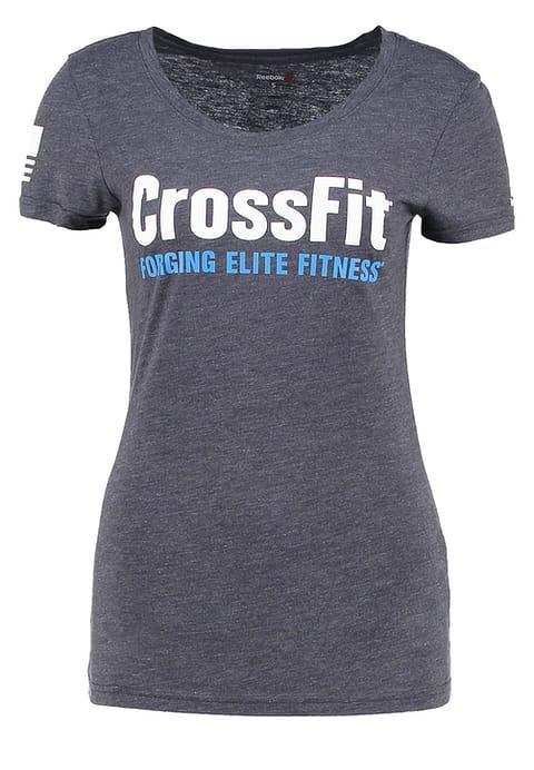 Camiseta estampado moderno de letras - Camiseta fitness muy atractiva
