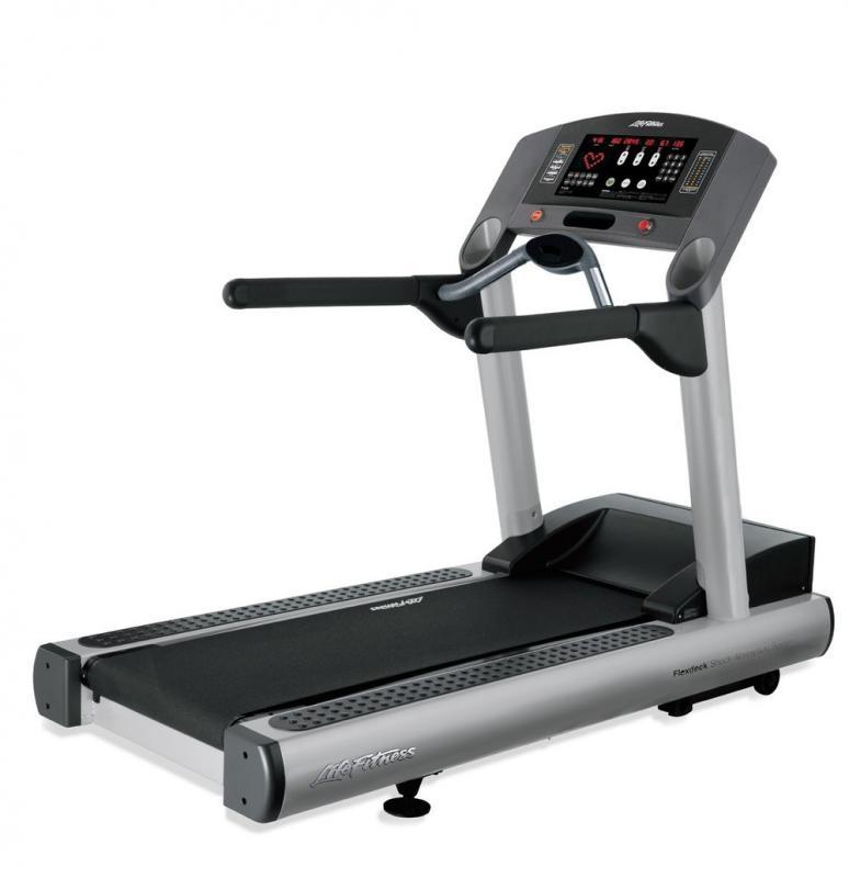 Life Fitness F3 Go Cinta de Correr