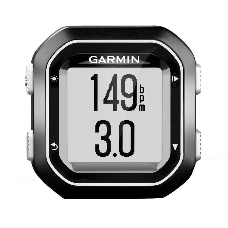 Pack GPS + pulsómetro Edge 25 Garmin - Disfruta de los kilómetros con los ciclocomputadores con GPS integrado más pequeños del mundo: el Edge 25.