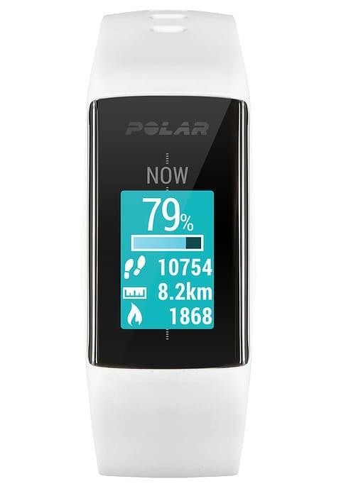 Pulsómetro POLAR A360 - Con registro de la frecuencia cardíaca en la muñeca. Este pulsómetro de actividad tiene la medición de la frecuencia cardíaca en la muñeca y toda la guía personalizada Polar para el entrenamiento, así como registro de actividad 24/7. Además tiene funciones de Smartwatch y pantalla táctil a color.
